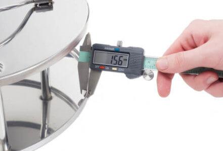 Прижимные кассеты из штампованной 1,5 мм