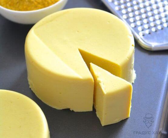Как сделать сыр с хлористым кальцием 395